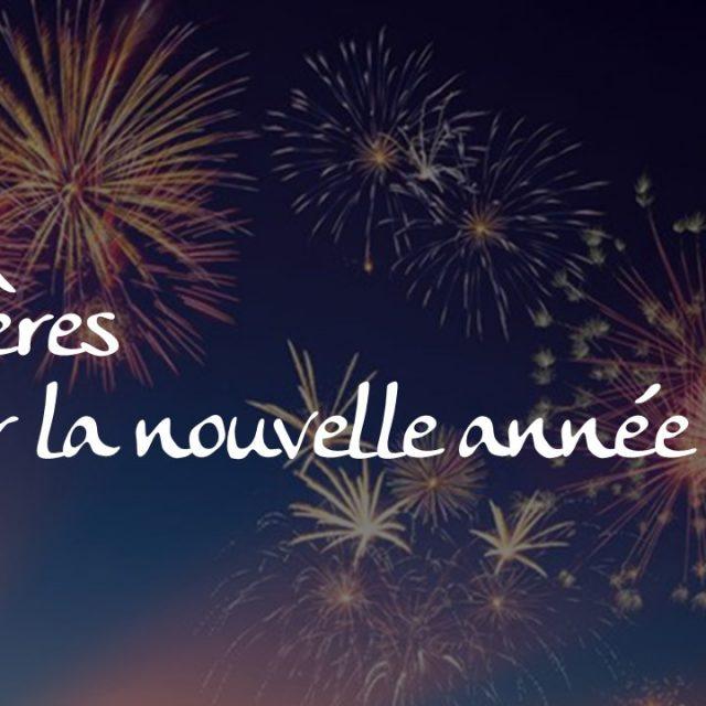 Prières pour la nouvelle année